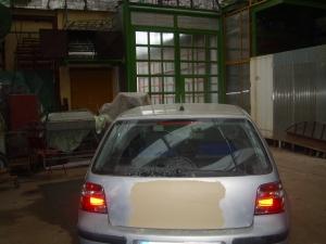 Egyéb szolgáltatásaink - Autó fényezés